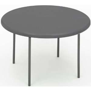 48 Round Heavy Duty Folding Table GXA103
