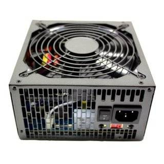 700W 20+4 pin ATX Power Supply w/SATA, PCI E & Dual 12V Rails (Black