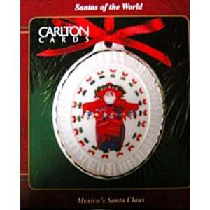Carlton Cards Heirloom Collection Ornament   Mexicos