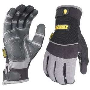 Radians Extra Large Heavy Utility PVC Padded Palm Glove
