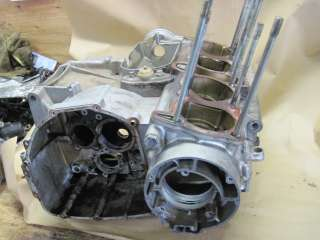 Suzuki 1978 GS1000 Engine Cases Block Crankcase