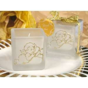 Baby Keepsake Graceful Cherub gift box candle (Set of 6) Baby