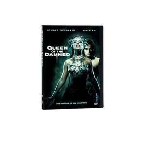 New Warner Studios Queen Of The Damned Product Type Dvd