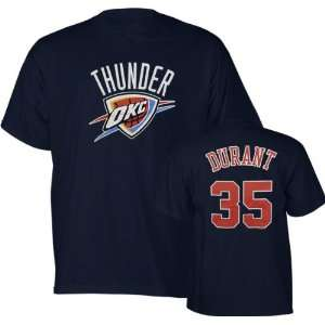 Kevin Durant Big & Tall Oklahoma City Thunder Name and