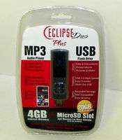 ECLIPSE DUO PLUS  PLAYER & USB FLASH DRIVE 4GB