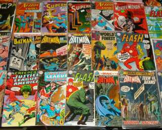 Age Comic Collection Run Lot Green Lantern Batman Green Lantern JLA #1