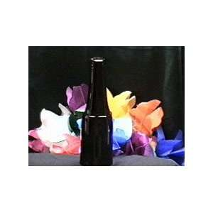 Botanical Bottle bouquet flowers Magic Trick stage toys
