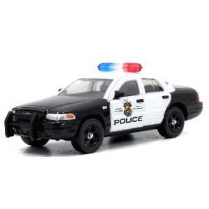 Jada 1/64 Minneapolis, MN Police Ford Crown Vic Toys & Games