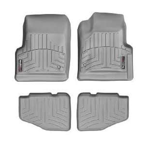2005 2006 Jeep Wrangler Unlimited Grey WeatherTech Floor Liner (Full
