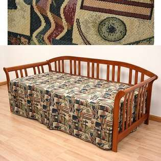 Easy Fit Hip Hop Twin Daybed Cover   Type With Pillows
