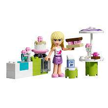 LEGO Friends Stephanies Outdoor Bakery (3930)   LEGO