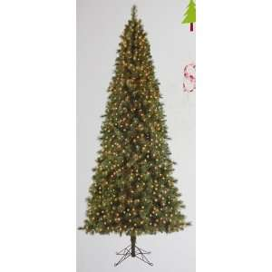 Members Mark 7 Foot Slim Pre lit Christmas Tree