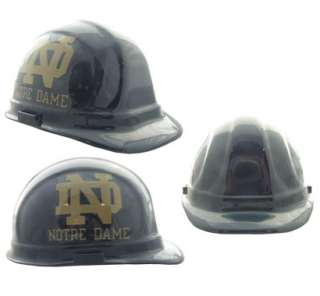 NEW NCAA Hardhat NOTRE DAME FIGHTING IRISH Hard Hats