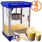 Tabletop Popcorn Machine Red Bar Party Gift Ounce Poper Maker