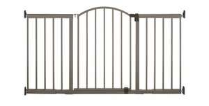 Summer Infant Stylish n Secure 6 Foot Extra Tall Metal Expansion Gate