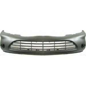 95 99 CHEVY CHEVROLET CAVALIER FRONT BUMPER COVER, Primed, Except Z24