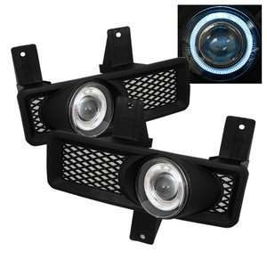 97 98 Ford F 150 Clear Fog Lights Automotive