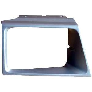 OE Replacement Ford Econoline Passenger Side Headlight Door (Partslink