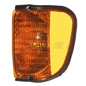 OE Replacement Ford Econoline Driver Side Parklight