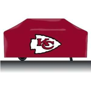 Kansas City Chiefs NFL Deluxe Grill Cover Sports