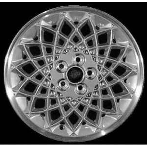 92 95 CHRYSLER LEBARON COUPE ALLOY WHEEL RIM 16 INCH, Diameter 16