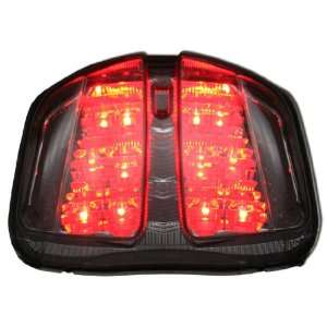 06 07 SUZUKI GSXR 600/750 MOTORCYCLE LED TAIL LIGHT SMOKED