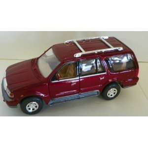 Motormax 1/24 Scale Diecast 1998 Lincoln Navigator in