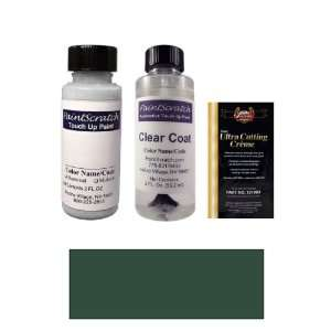 2 Oz. Spruce Tip Green Metallic Paint Bottle Kit for 1966