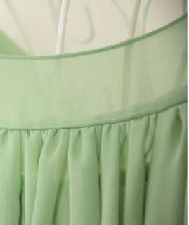 R078 New Womens V neck Sleeveless pleated with belt Cocktail Party