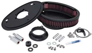 AIR FILTER KIT 2007 HARLEY DAVIDSON FLTR ROAD GLIDE 1586 / RK 3909