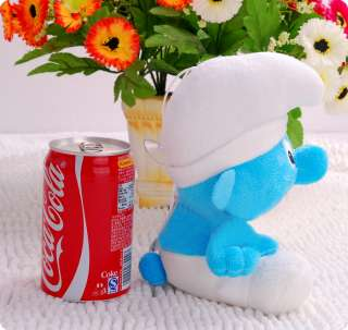 The SMURFS Boy girl Stuffed Plush Doll Toy cute Character Soft Plush