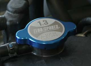 Zero Sports Radiator Cap 1.3bar Subaru Impreza Legacy Forester