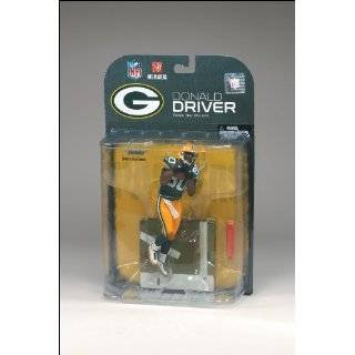 Reggie White Green Bay Packers McFarlane NFL Legends Series 3 Action