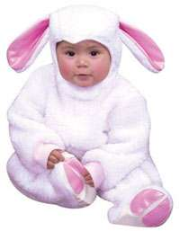 Newborn Little Lamb Costume   Baby Costumes