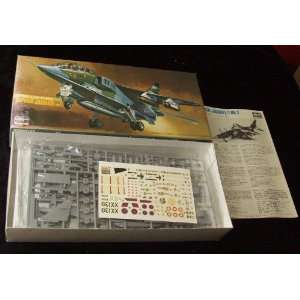 Air Force plane Airplane Model Kit Unbuilt in Box 1/72 Scale Japan