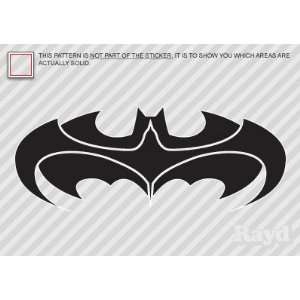 (2x) Batman and Robin   Sticker   Decal   Die Cut