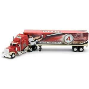 2007 Die Cast Peterbilt Tractor Trailer