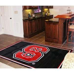 North Carolina State Wolfpack NCAA Floor Rug (60x96