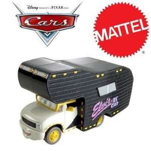 ELVIS RV Disney / Pixar CARS * MEGA SIZE * 155 Scale Deluxe Vehicle