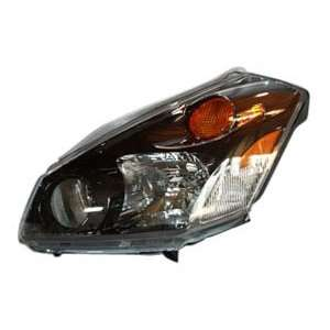 TYC 20 6554 00 Nissan Quest Driver Side Headlight Assembly