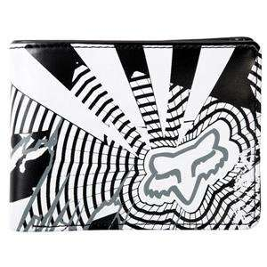 Fox Racing Explosion Wallet     /White Automotive