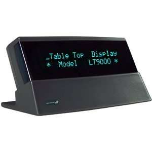 Logic Controls LT9800 Table Top Display. TABLETOP DISPLAY