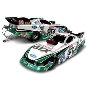 Mike Neff 2012 Castrol Gtx 1/24 Nhra Diecast Funny Car Ford Mustang