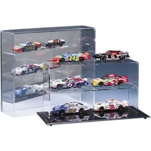 Caseworks Six 164 Diecast Cars Display Case With Mirror