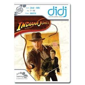 Valuable Indiana Jones Age 7 10 By Leapfrog Enterprises Toys & Games