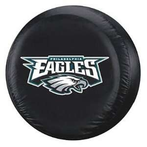 NFL Philadelphia Eagles Spare Tire Cover for Jeep, SUVs Automotive