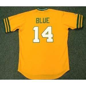 Oakland Athletics 1973 Majestic Cooperstown Throwback Baseball Jersey