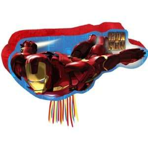Iron Man Party Pinata   Iron Man Pinata Toys & Games