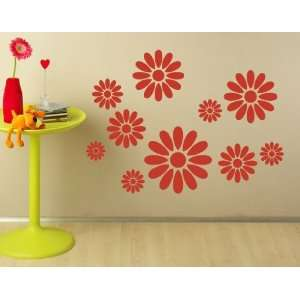 Flowers   Vinyl Wall Decal