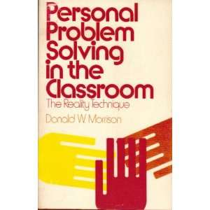 Personal Problem Solving in the Classroom Reality